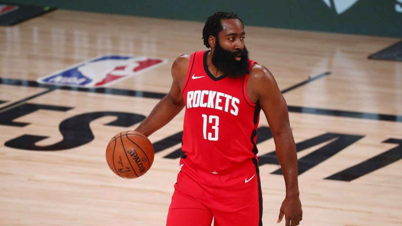 Is James Harden leaving the Rockets