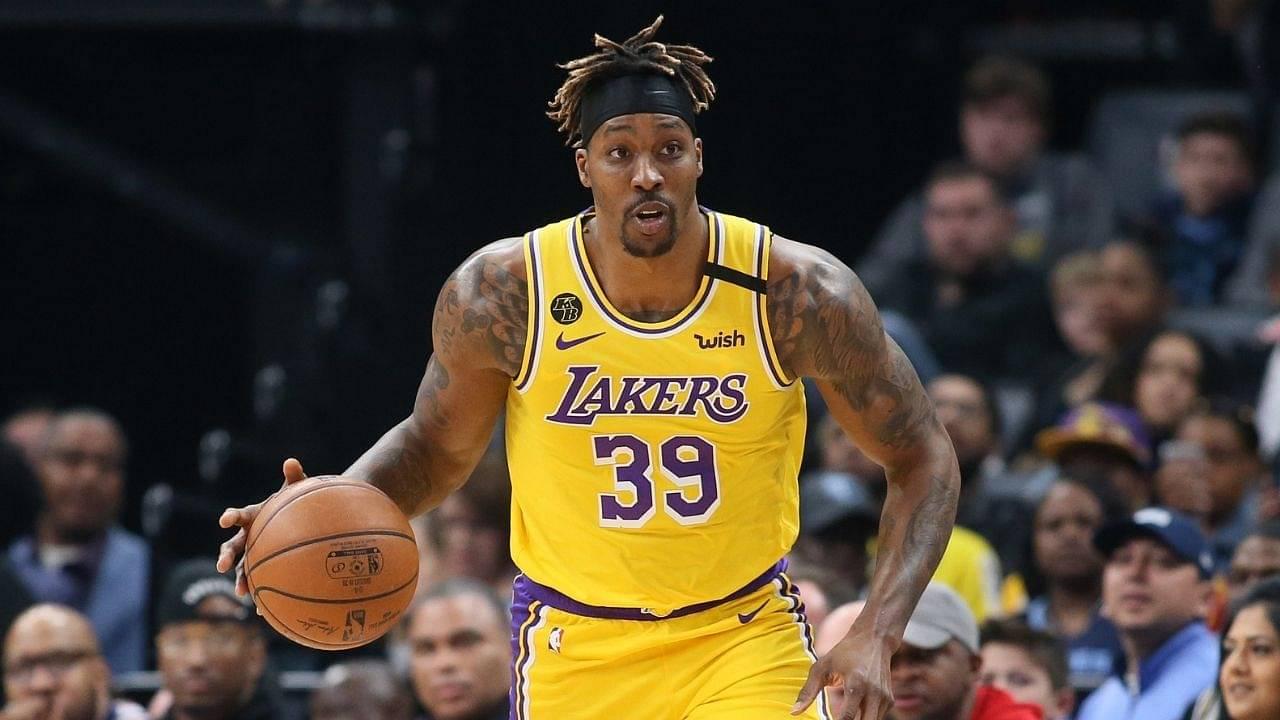 Lakers' Dwight Howard responds to gay rumors