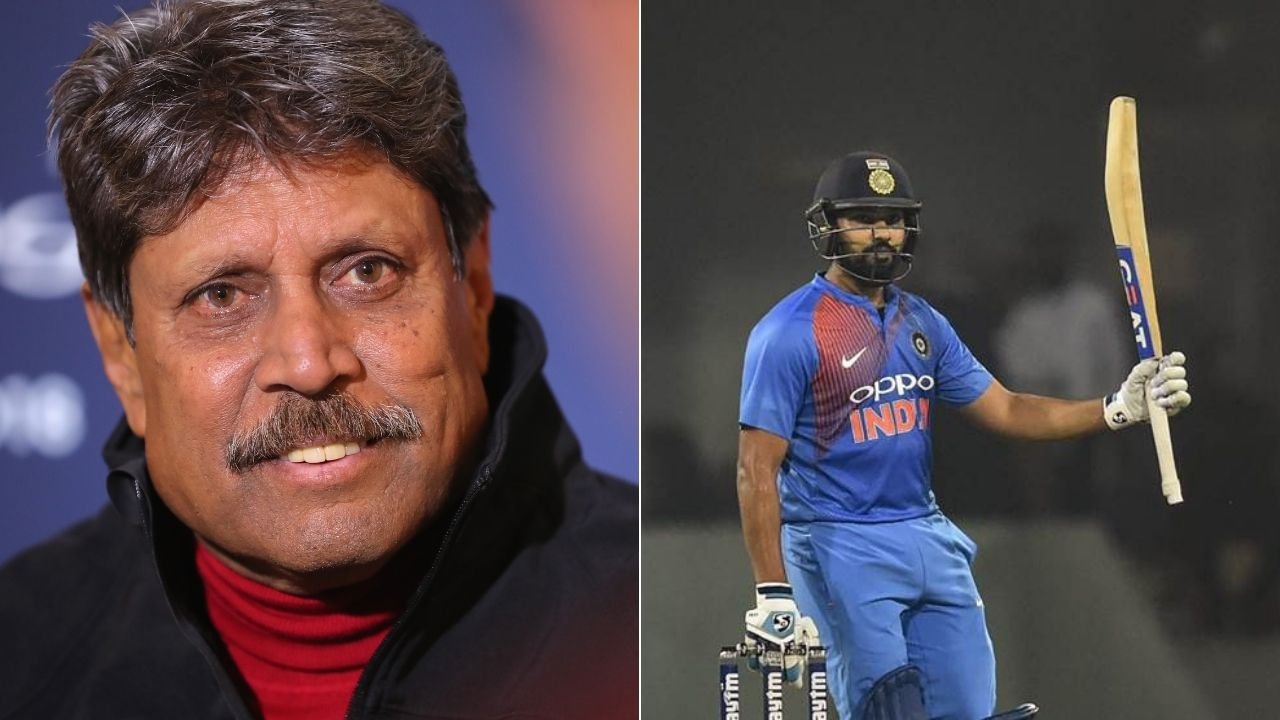 Should Rohit Sharma be India's T20I captain: Kapil Dev opines against split captaincy in Indian cricket