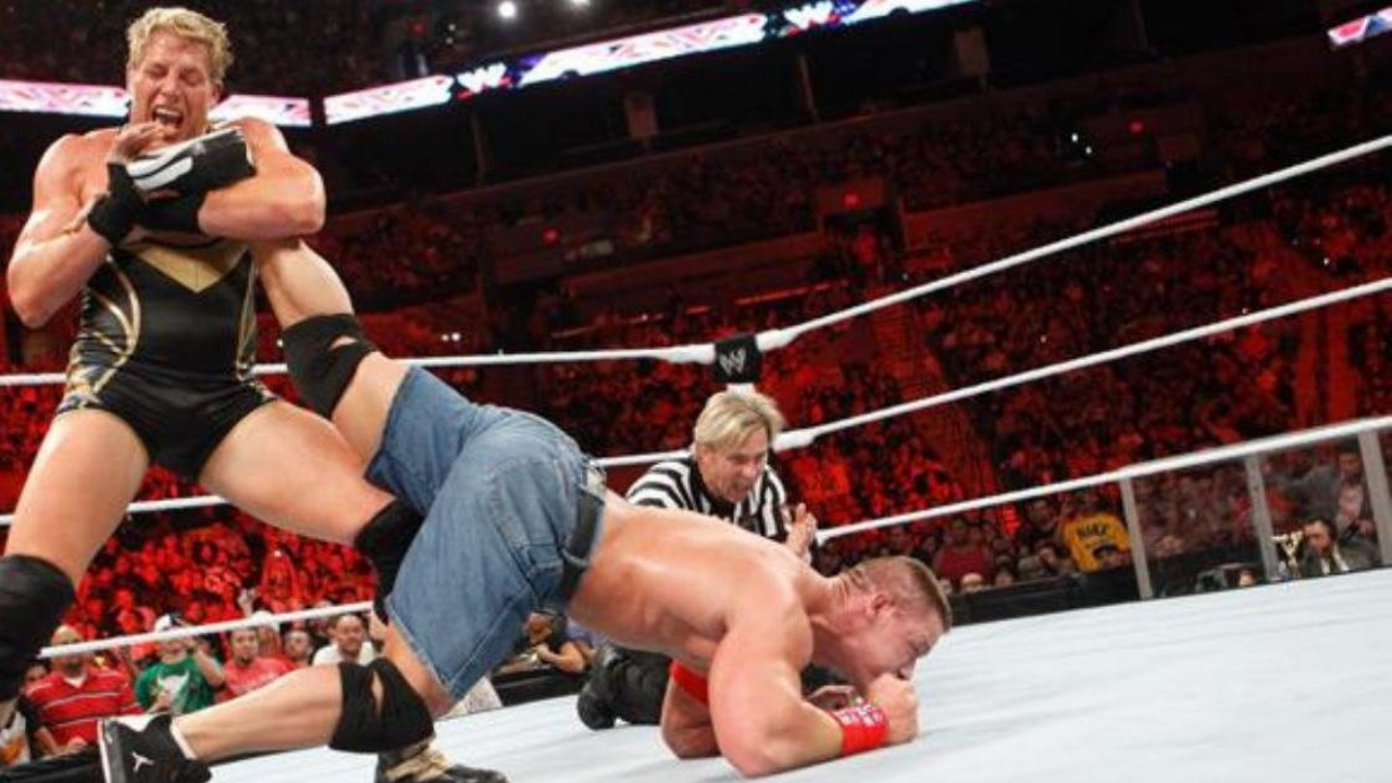 Jack Hager claims John Cena refused to lose the WWE title to him