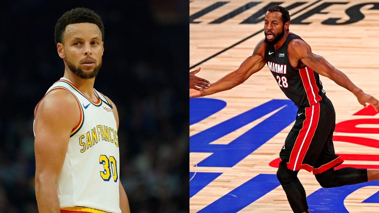 """""""Steph Curry's golf game is not trending in the right direction""""- Andre Iguodala roasts former Golden State Warrior teammate"""