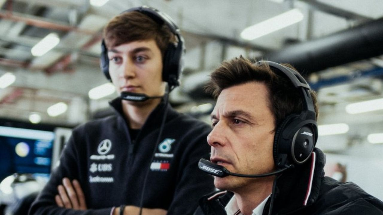 """""""I'm always pretty relaxed about these decisions""""- Toto Wolff explains why there was no reason to worry about George Russell's future"""