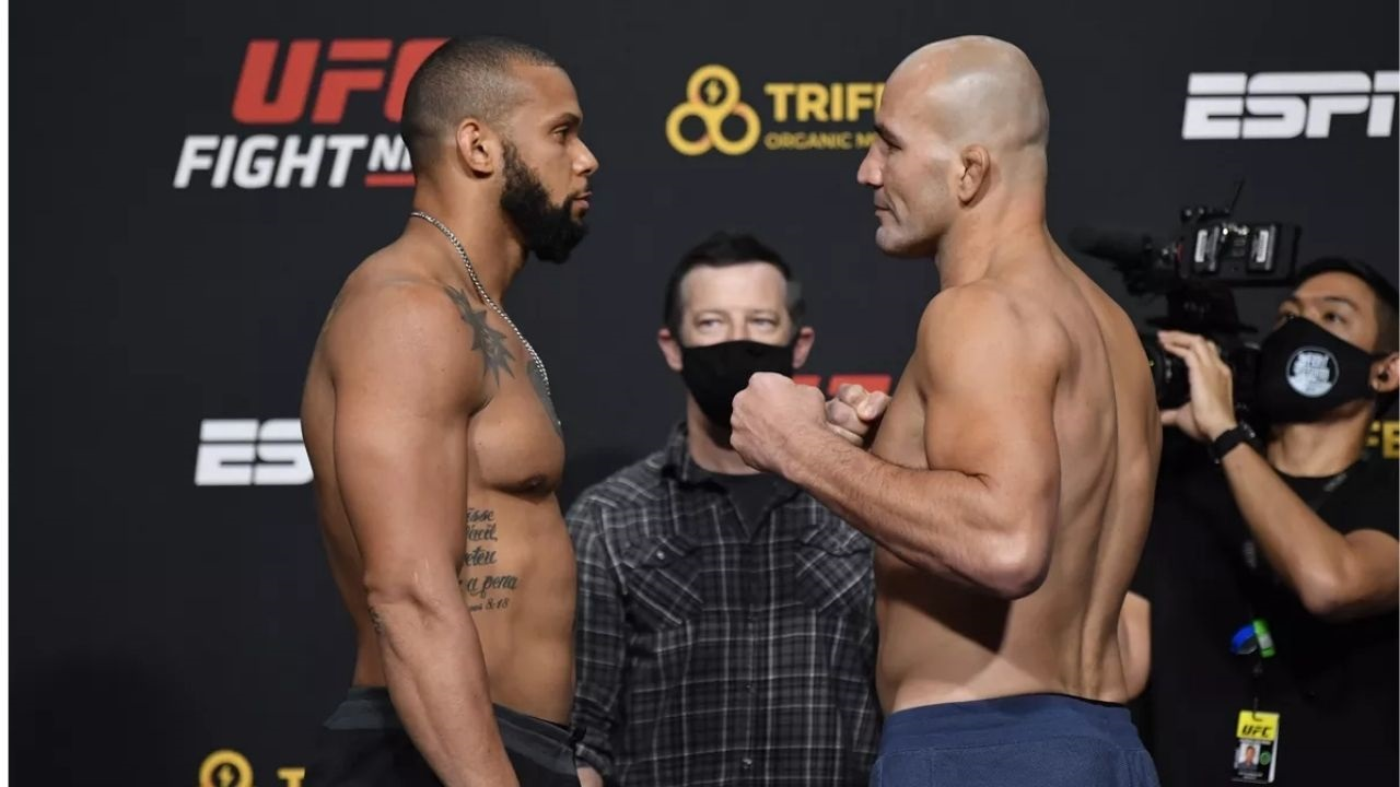 UFC Vegas 13 Live Updates: Full Fight Card, Results, and Highlights