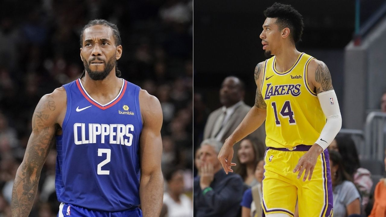 You shouldn't be as cocky, Clippers': Lakers' Danny Green