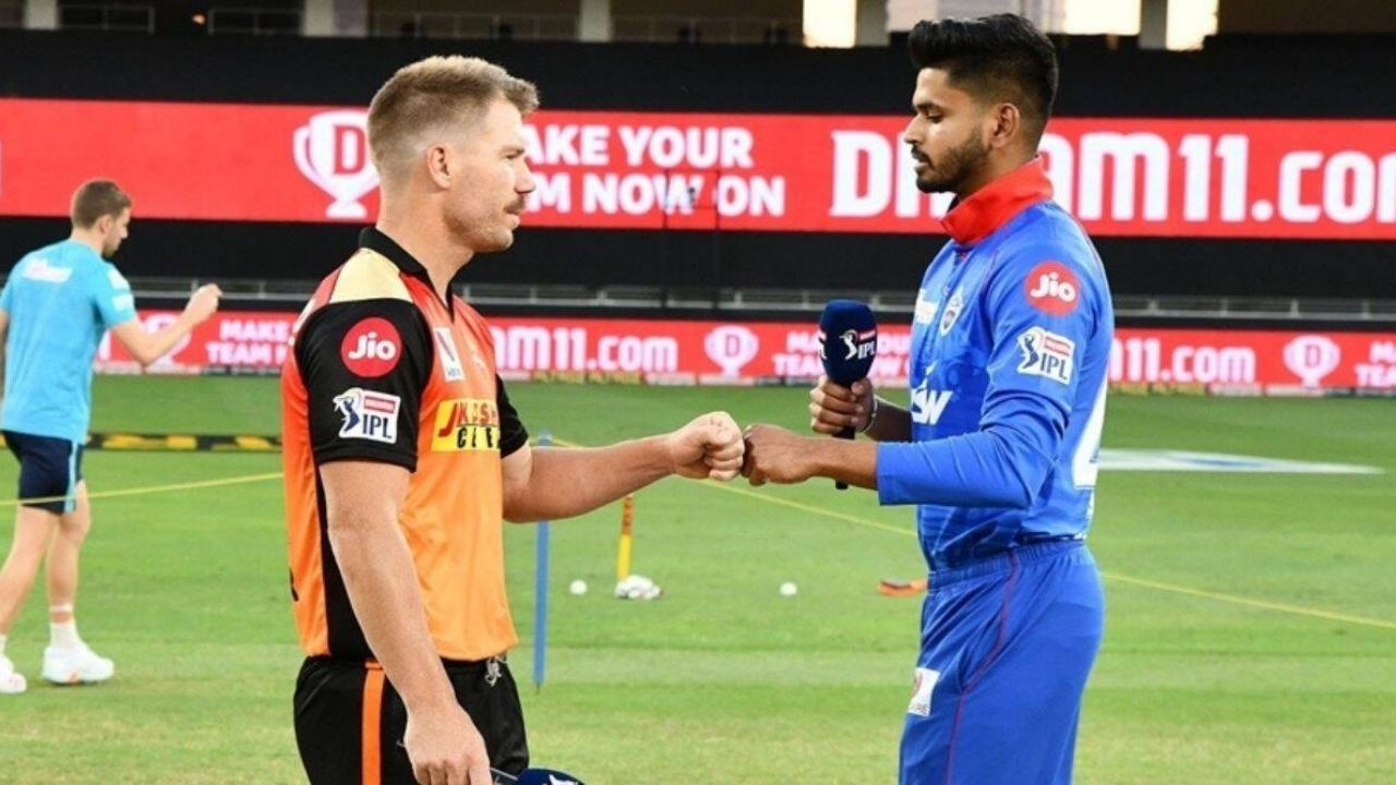 DC vs SRH Head to Head Records | Delhi Capitals vs Sunrisers Hyderabad H2H Stats | IPL 2020 Qualifier 2