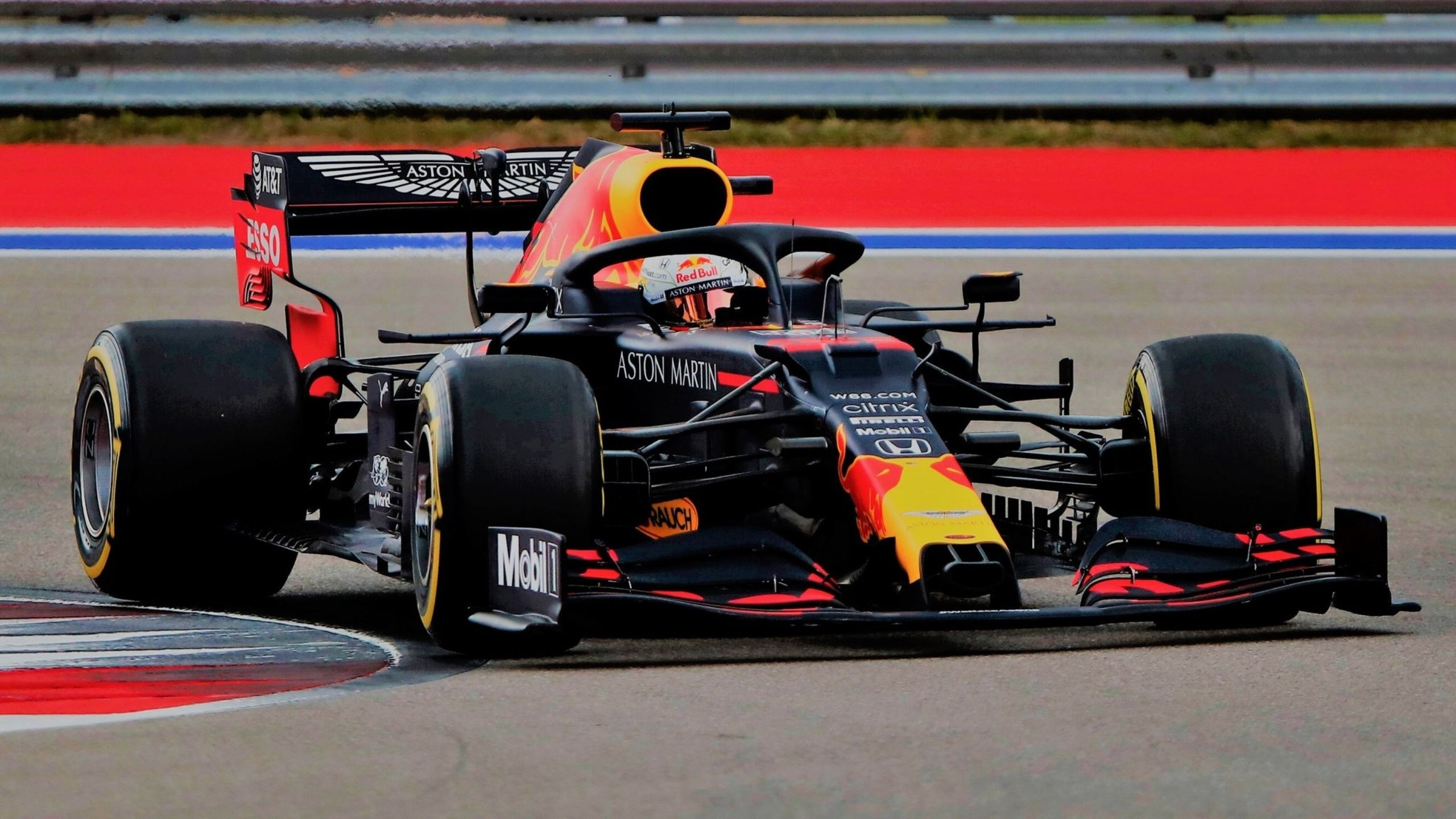 """""""Something broke on the car"""" - Red Bull's Max Verstappen crashes out of the Emilia Romagna Grand Prix at Imola"""