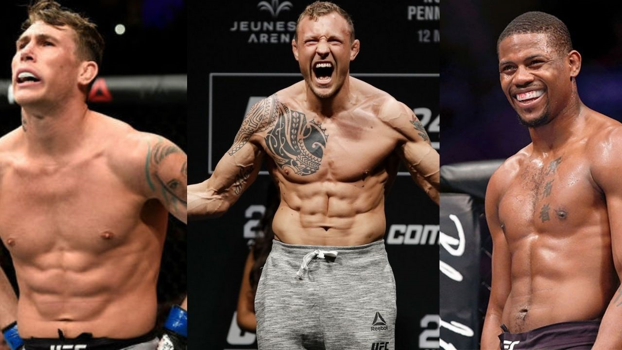UFC News: Darren Till Withdraws From The Scheduled Fight Against Jack Hermansson; Kevin Holland Steps In To Fill The December 5 Main Event Slot