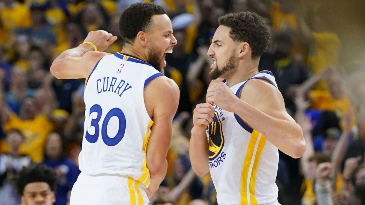 'A lot of tears': Warriors legend Stephen Curry's reaction to Klay Thompson's Achilles injury