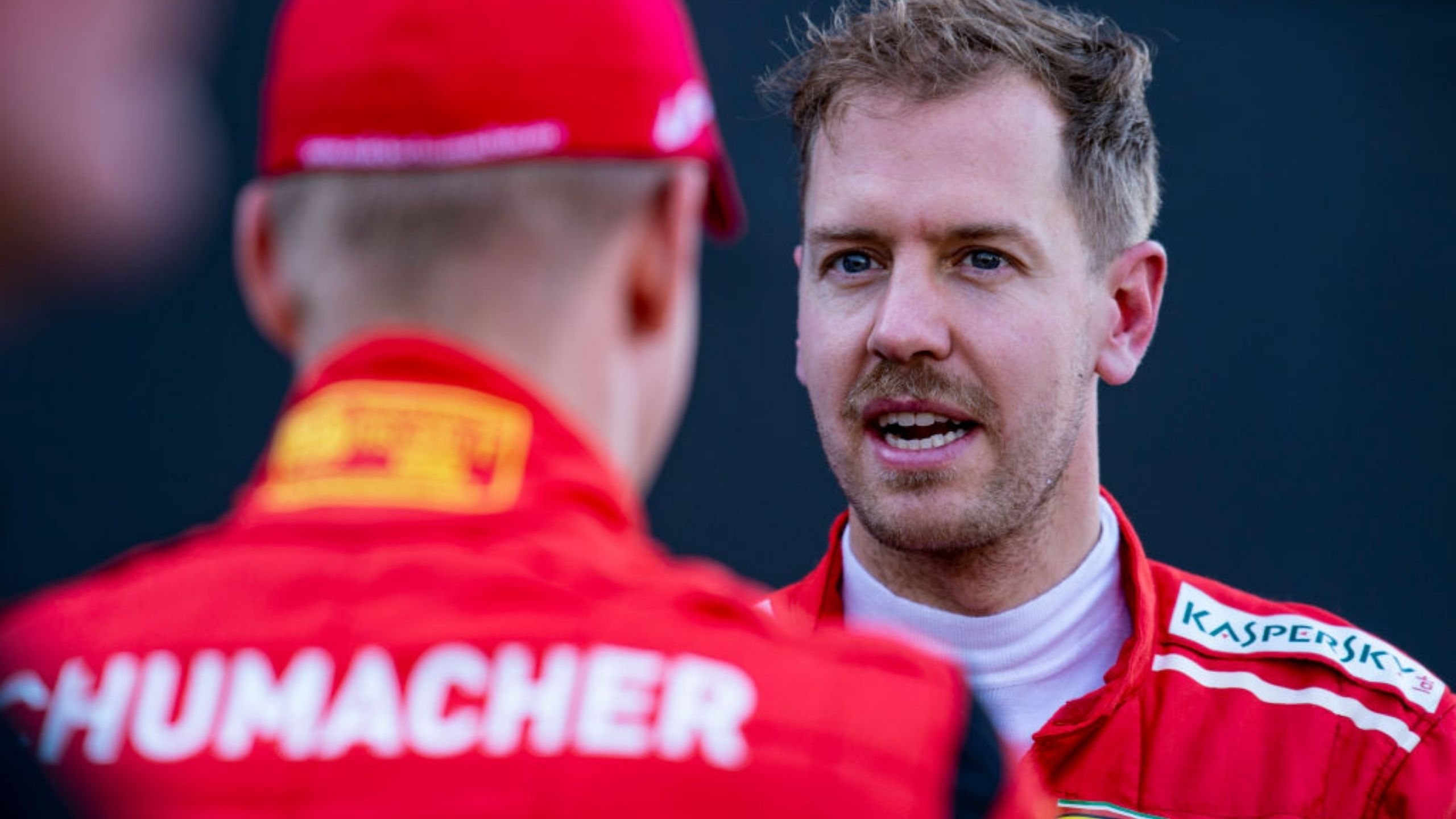 """""""It will be just like the end of a relationship"""" - Sebastian Vettel pays tribute to Ferrari as he prepares for his Aston Martin journey"""