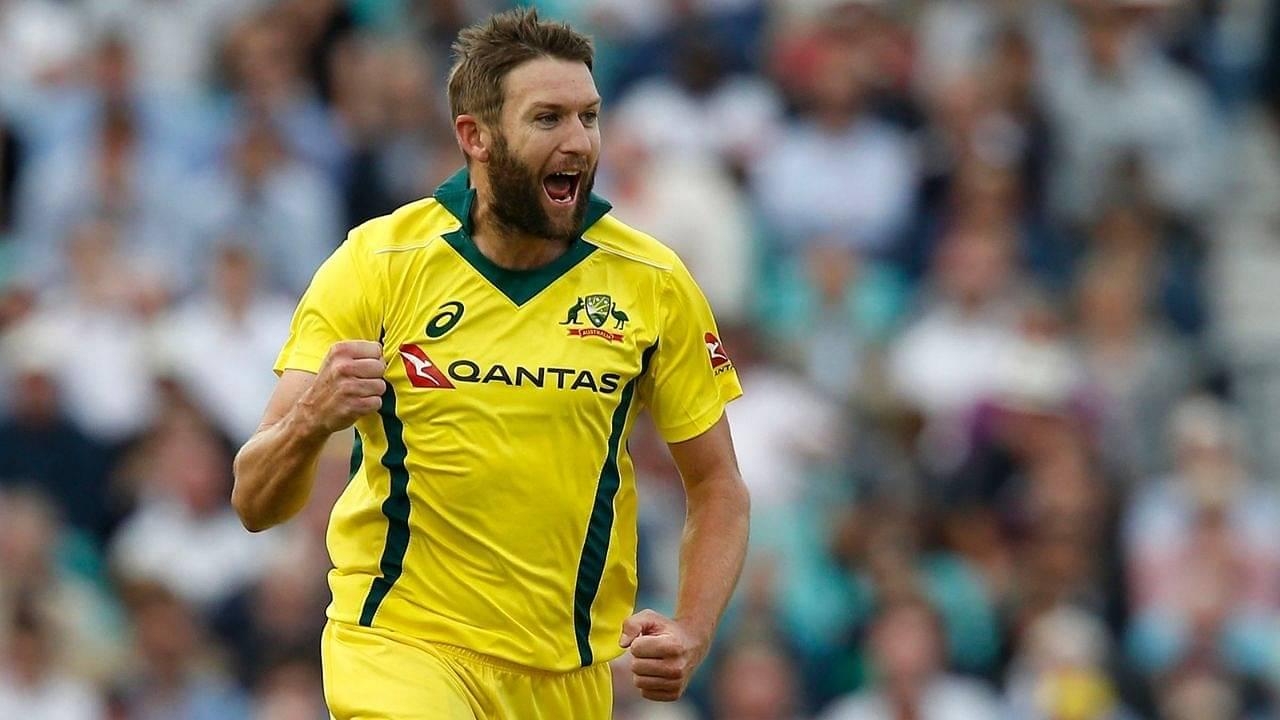 Australia ODI squad for India ODIs: Andrew Tye replaces Kane Richardson for India series