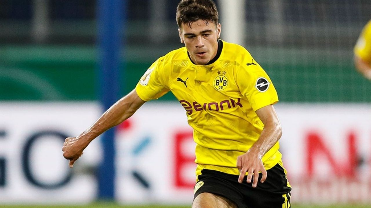 USMNT's Gio Reyna Handed A Bumper Extension By Borussia Dortmund