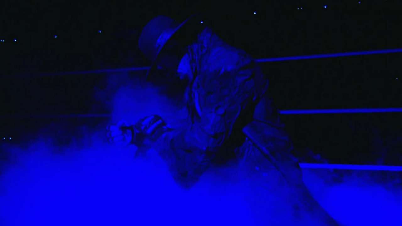 Booker T explains why the legends didn't speak at Undertaker's farewell
