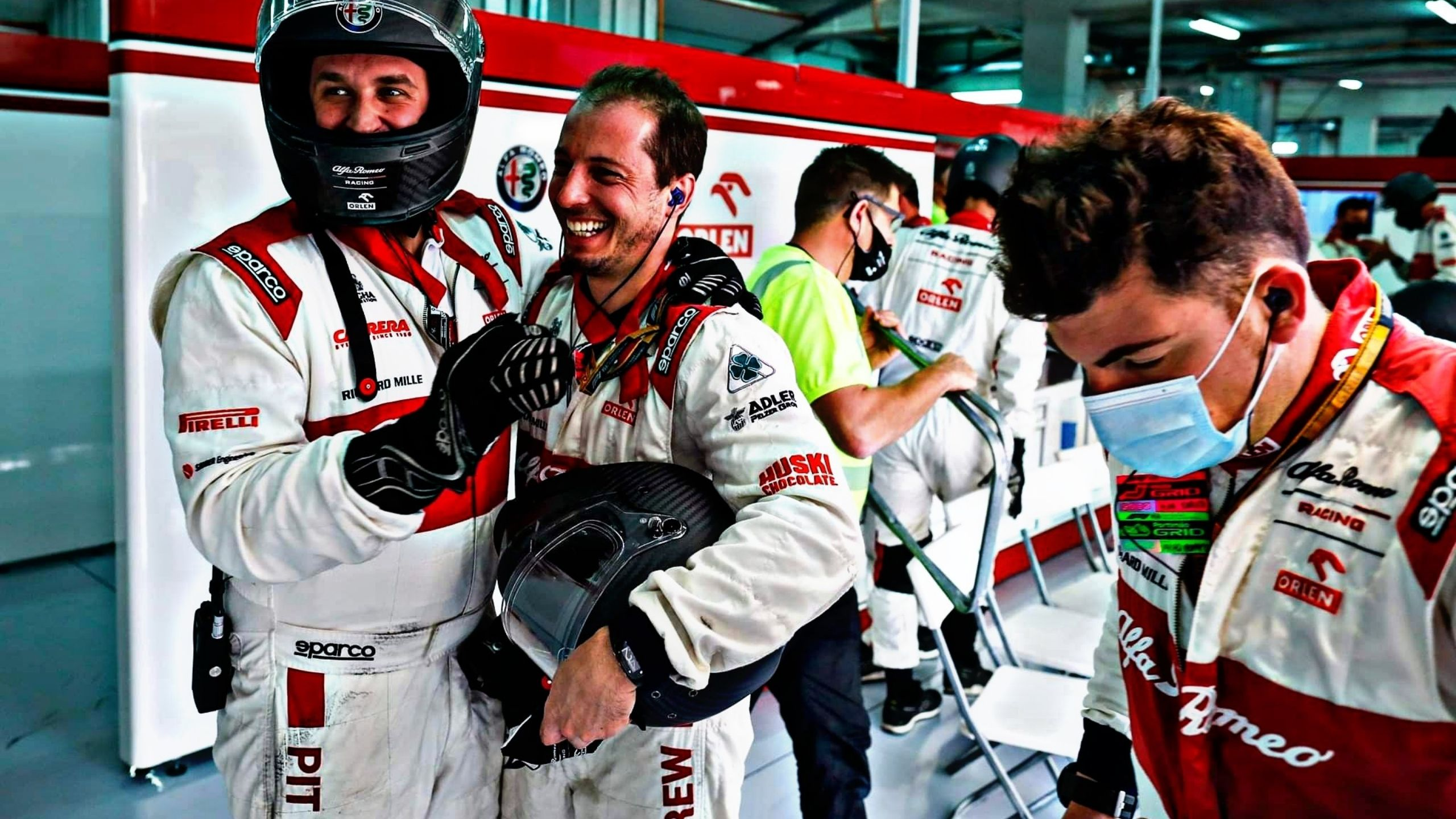 Antonio Giovinazzi: Alfa Romeo driver reveals watching F4, Formula Renault videos of Imola helped him overtake 6 drivers on opening lap