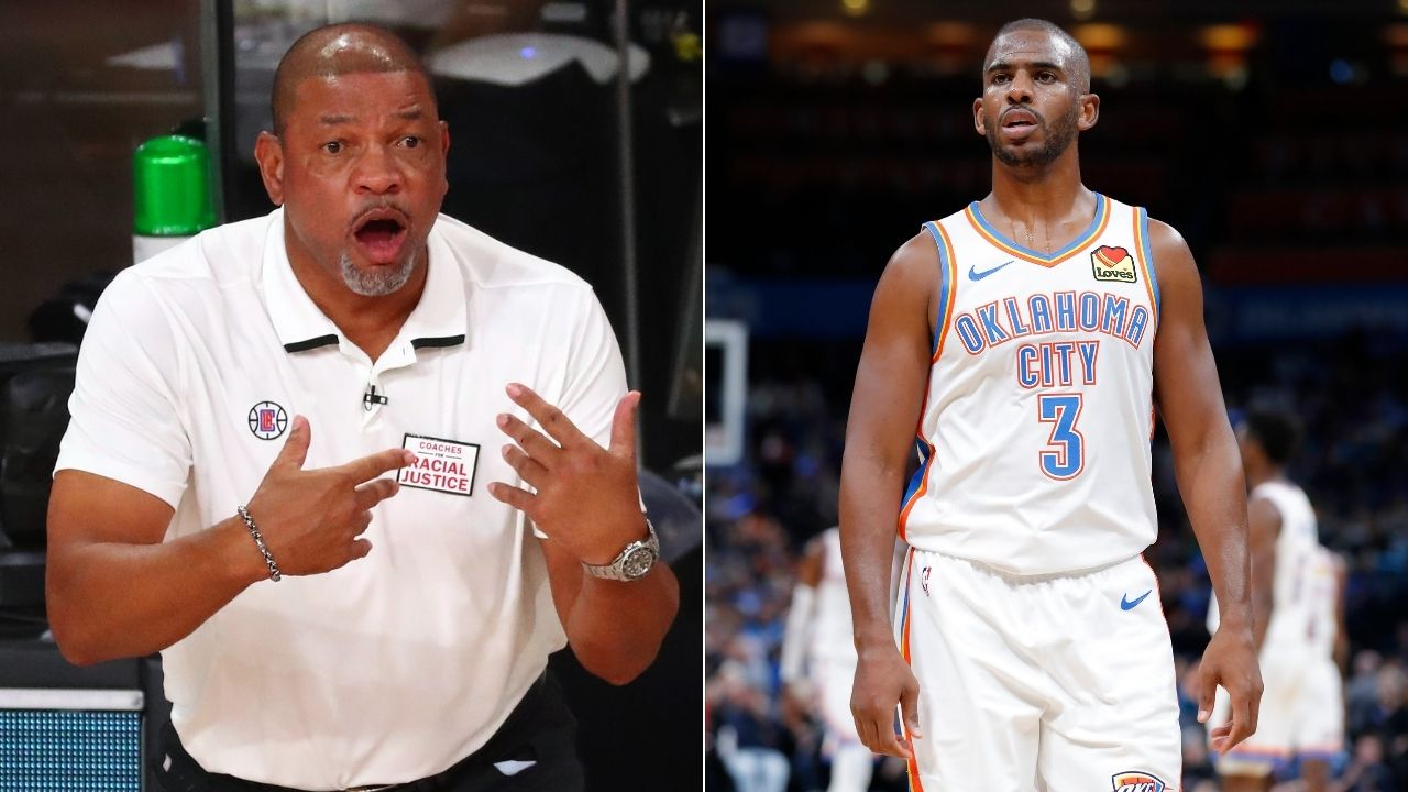 Doc Rivers and Chris Paul to reunite in Philly