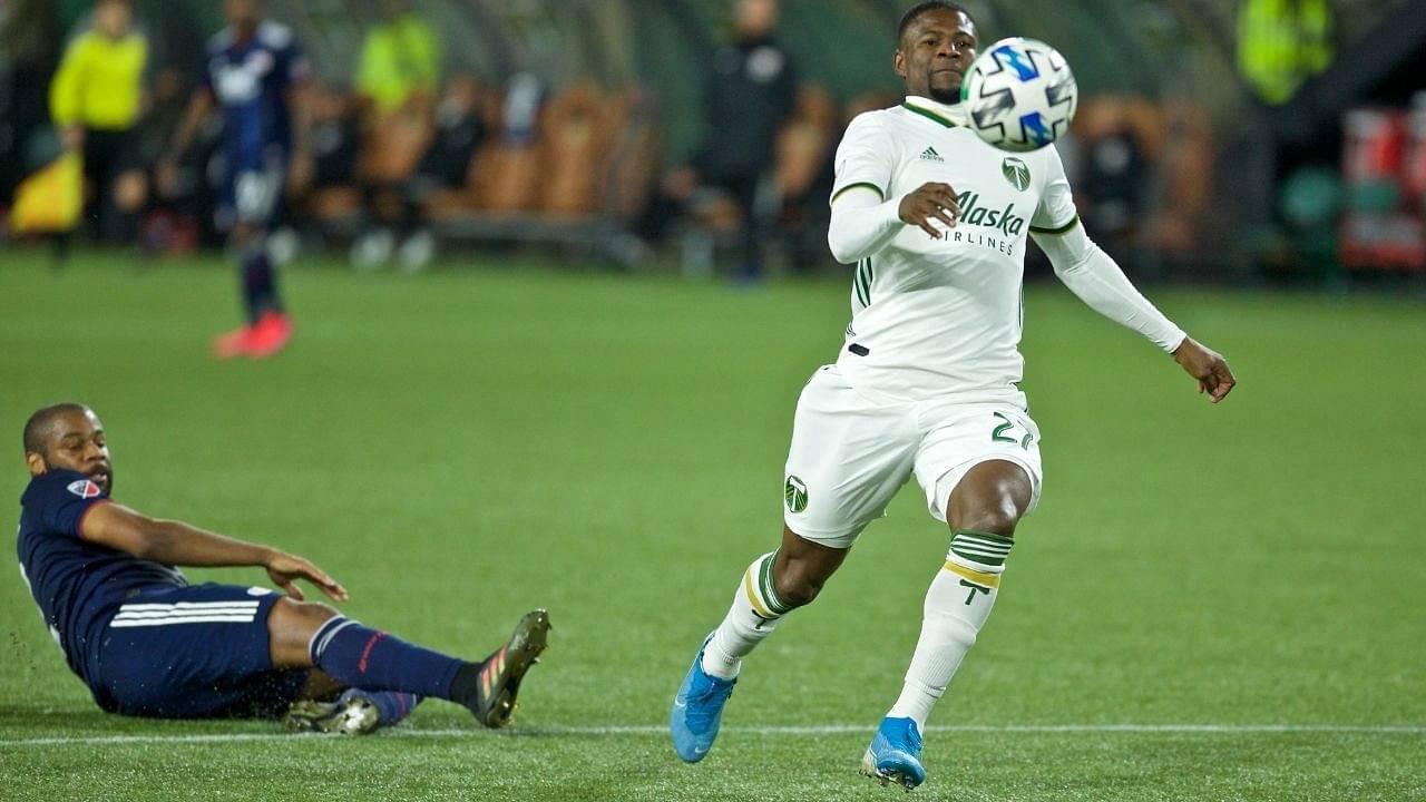MLS News : Portland's Dairon Asprilla Served One Match Ban In Lieu Of Violent Conduct