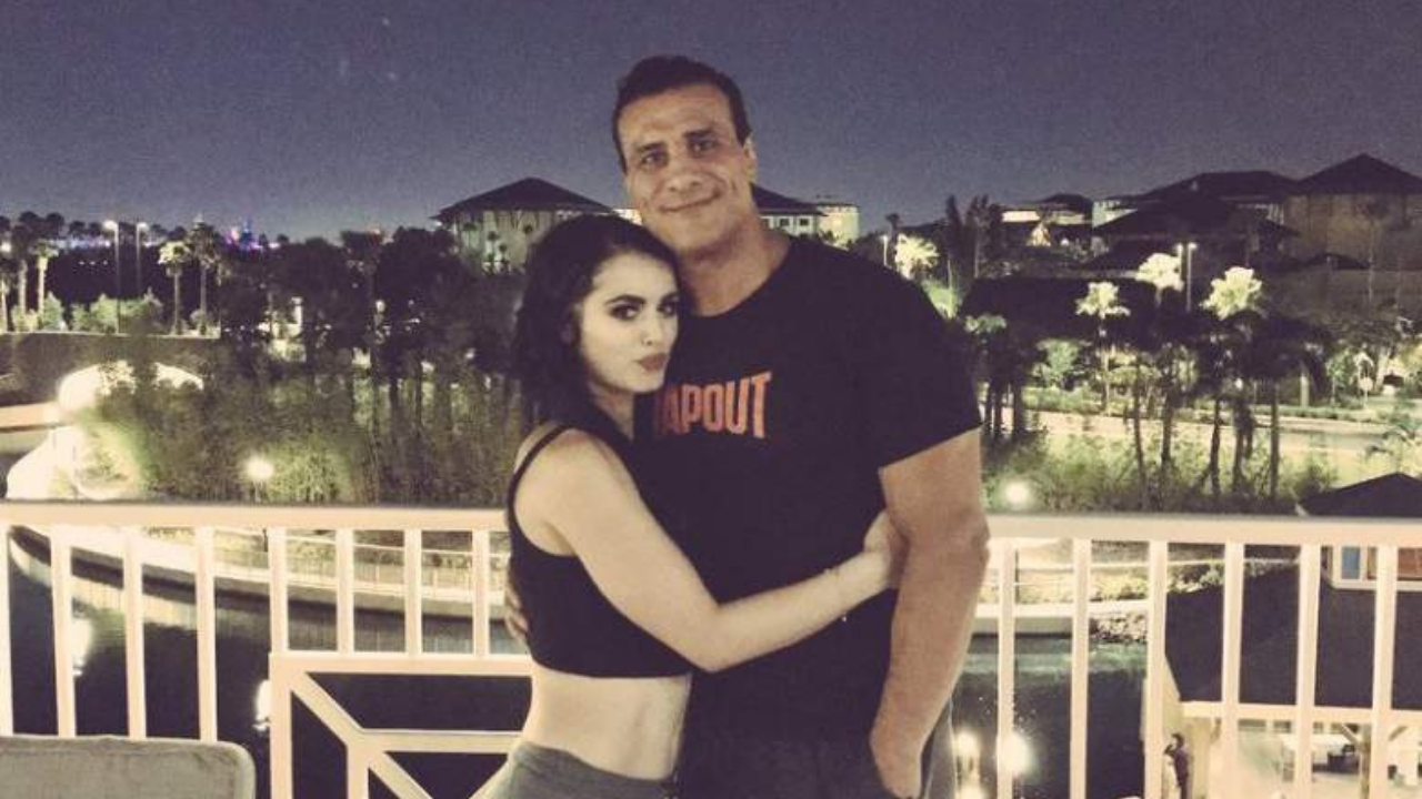 Paige opens up on the physical abuse she suffered at the hands of Alberto Del Rio