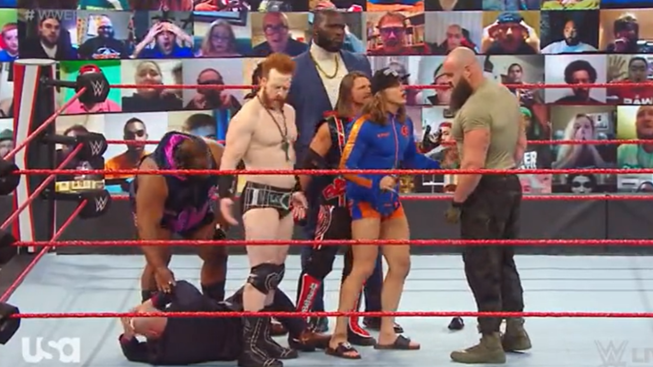 Real Reason why Braun Strowman was suspended on WWE RAW