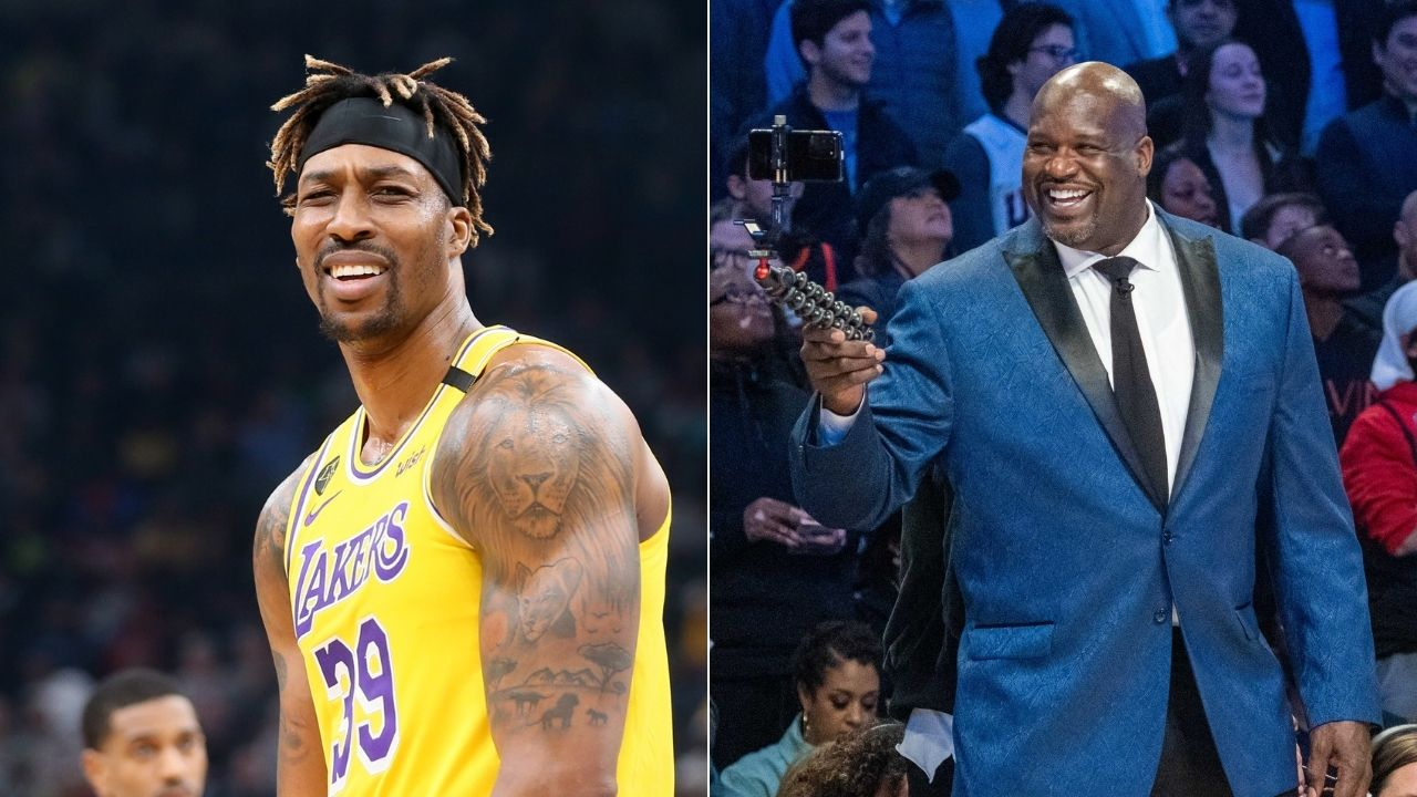Won't apologize to Dwight Howard, I'm still in charge': Shaquille O'Neal slams Lakers star