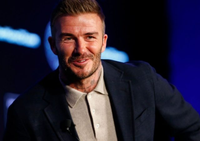 David Beckham FIFA 21 Earnings : Former England legend will make £40m to appear on Fifa 21