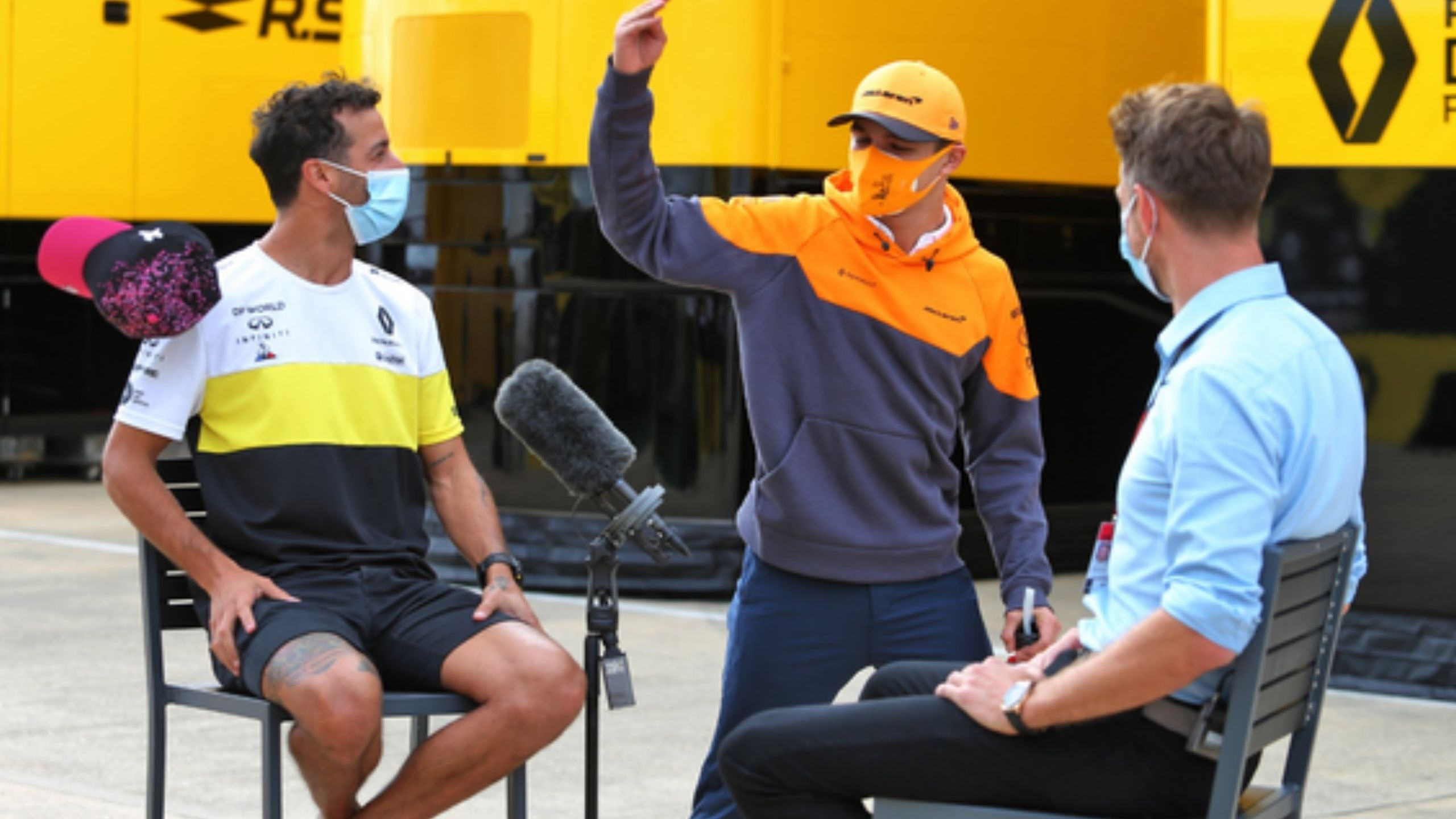 Daniel Ricciardo will be missed at Renault after he moves to McLaren, admits executive director Marcin Budkowski