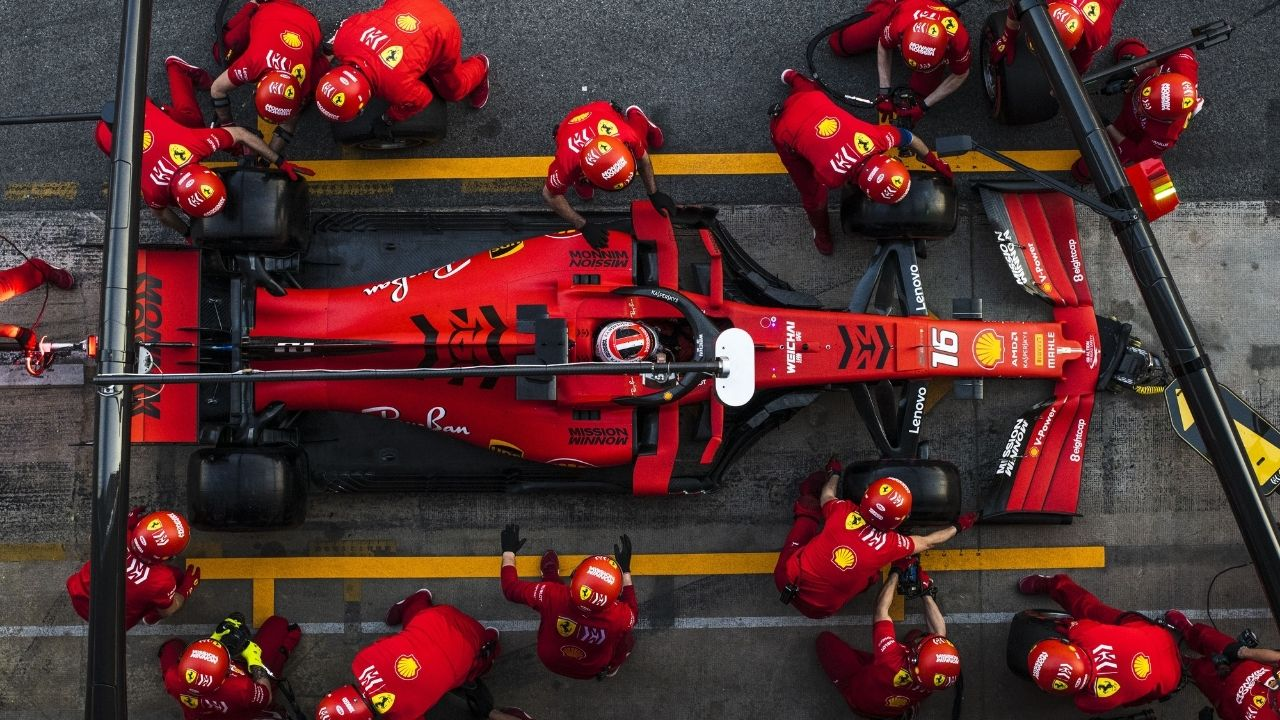 """""""That is asking too much""""- Ferrari boss replies when asked about matching Mercedes"""