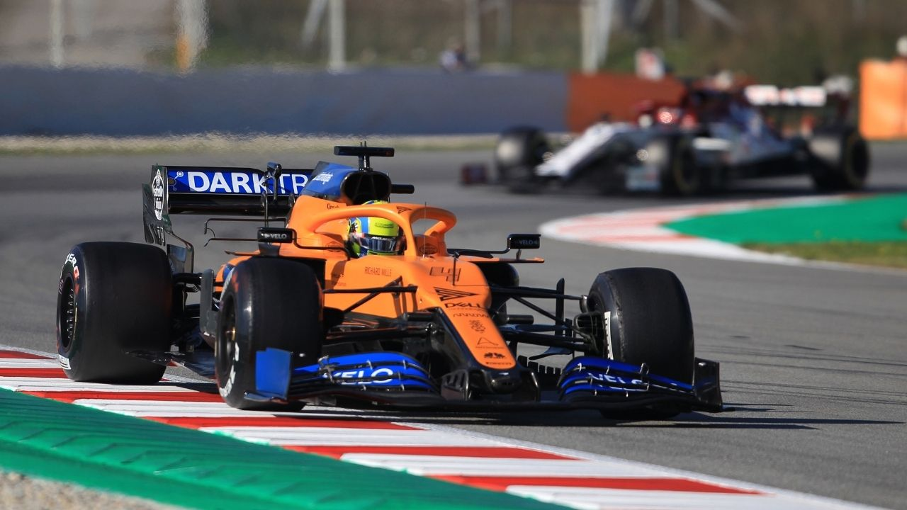 F1 pre-season testing to be shortened to 3 days in 2021