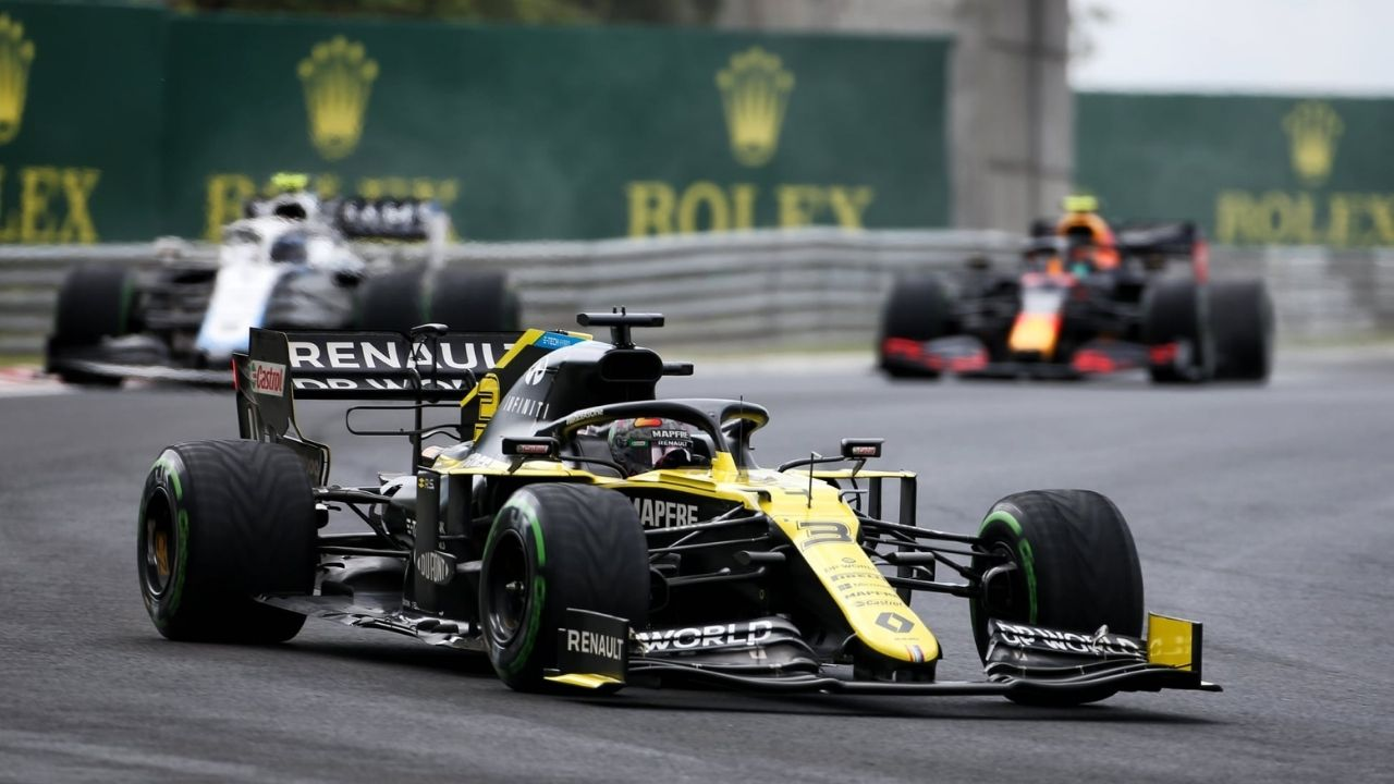 """""""Overtaking wouldn't have been possible either""""- Daniel Ricciardo reveals what led to his poor Turkish GP result"""