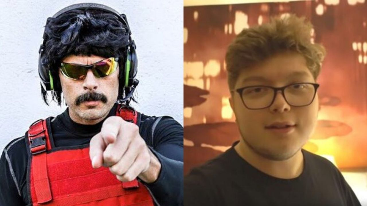 'Aydan could be the best controller gamer', Dr. Disrespect Picks surprise Player as the Best Controller Gamer