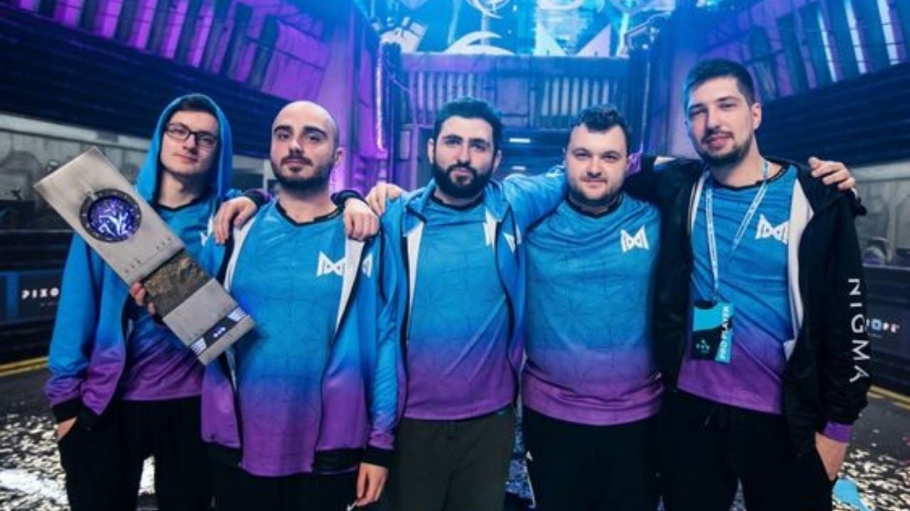 """We're unpredictable, teams don't know what is going on in the draft"": KuroKy; Nigma take down Team Secret in DPC Season 2"