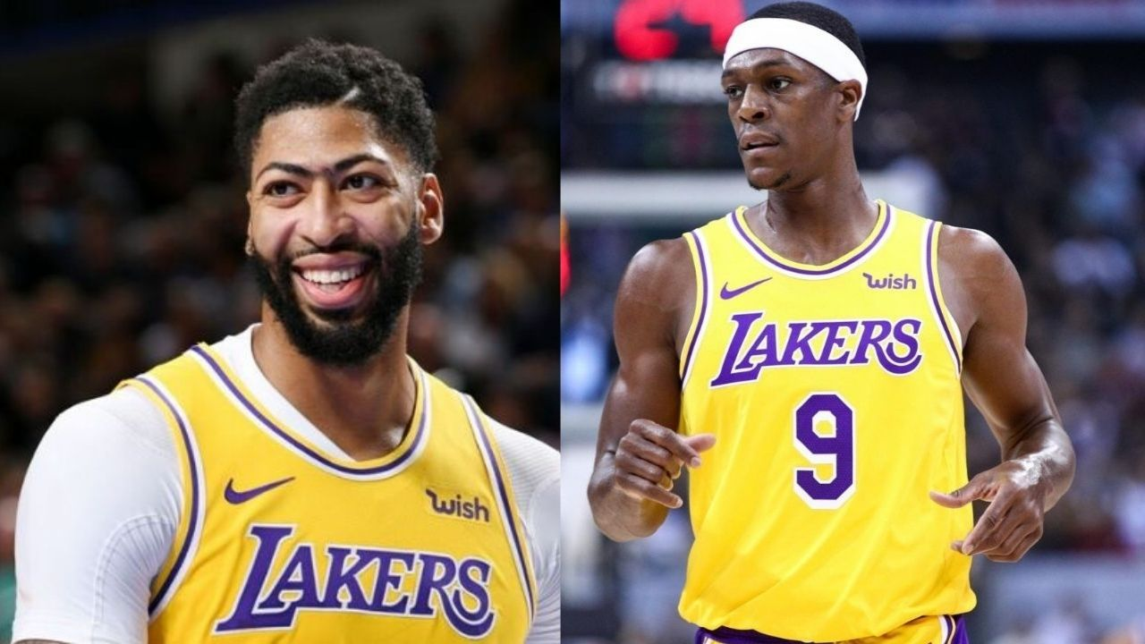 'Want me to suck Anthony Davis off' : Lakers' Rajon Rondo's hilarious response to reporter on ADs performance