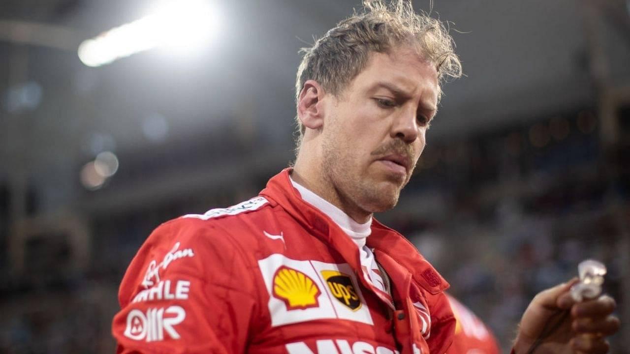"""I think if we are sly as a fox, we have a good chance""- Sebastian Vettel injects optimism of better tomorrow after Q2 elimination of Ferrari"