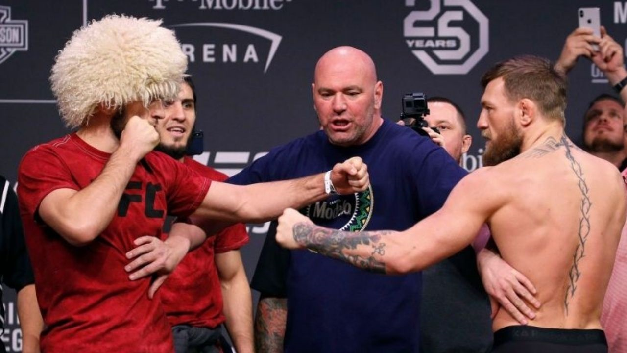 Conor McGregor and Khabib Nurmagomedov May Come Face To Face On January 23 at UFC 257