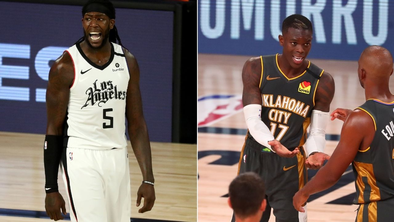 Lakers Roster : How will LeBron and the Lakers line up with Montrezl Harrell, Dennis Schroder and Wesley Mathews?