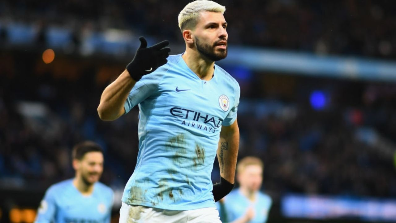 """I'm waiting until the end of the season"": Sergio Aguero Sends Message To Manchester City Amidst Contract Impasse"