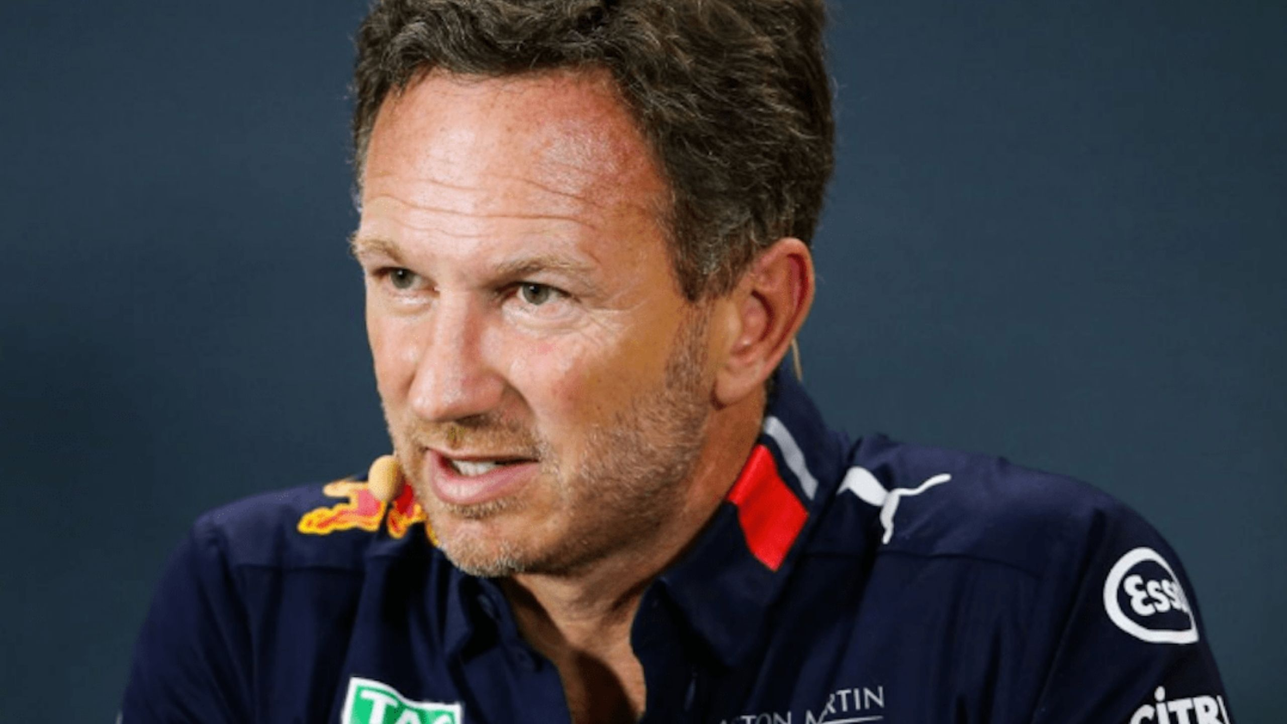 Red Bull Team Principal Christian Horner gives his opinion on whether the energy drinks company can develop its own F1 engine