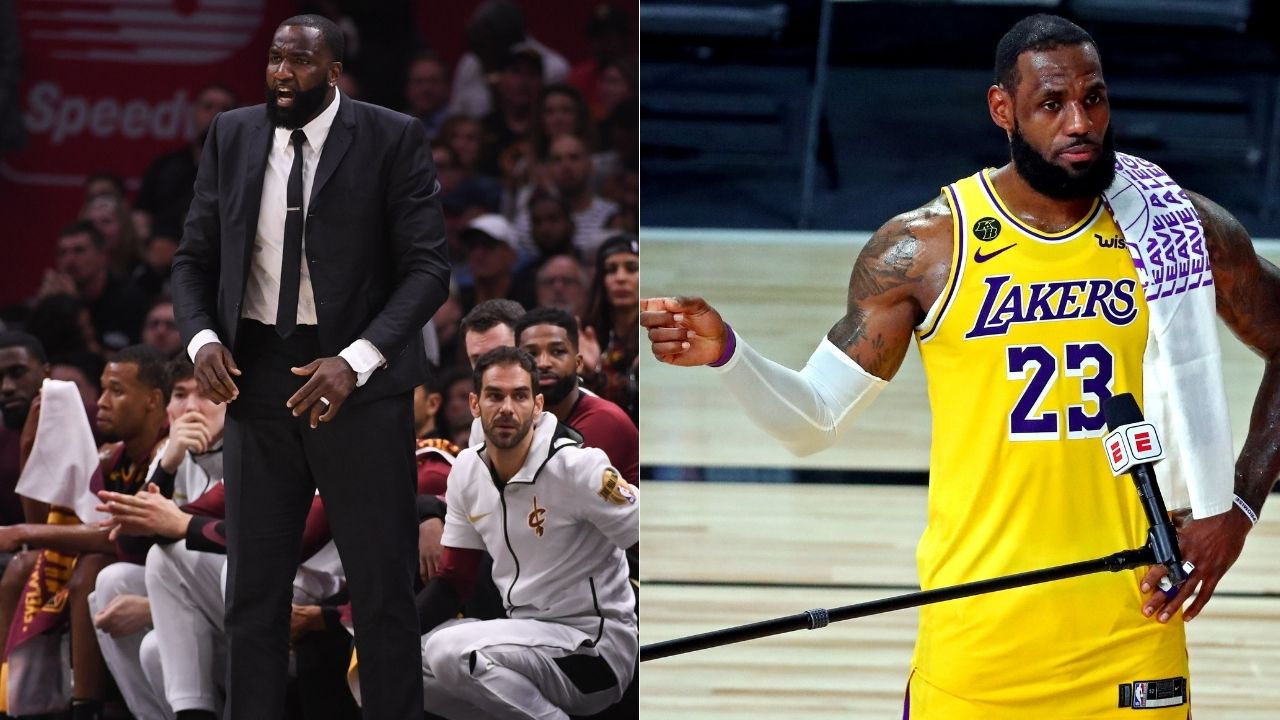 """""""Lakers still run this town""""- Kendrick Perkins salutes LeBron James and mocks Clippers in explosive statement"""
