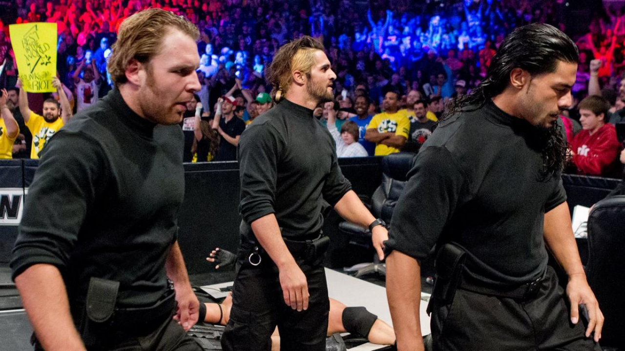 John Cena Sr. believes The Shield carried Roman Reigns