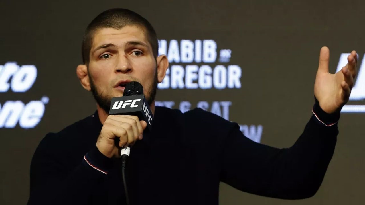 Khabib Nurmagomedov is Set To Hold a Press Conference Soon To Discuss 'New Projects