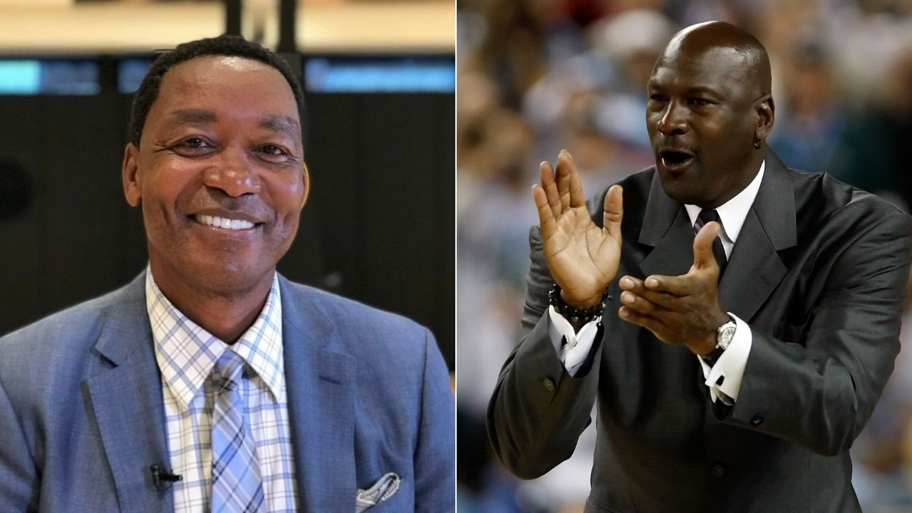 Never knew Michael Jordan felt that way': Isiah Thomas on beef with MJ
