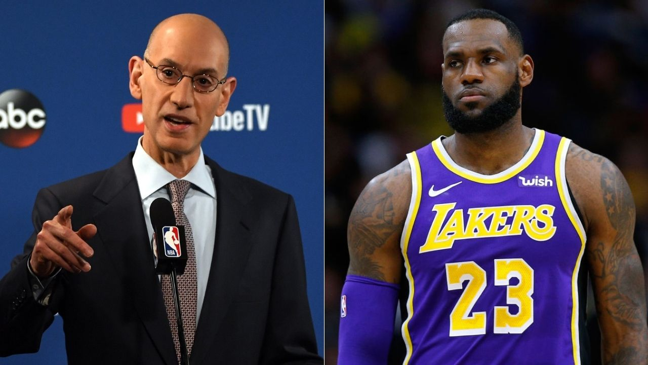 Why has the NBA chosen a December 22 start to the 2020-21 season and why is it only 72 games?