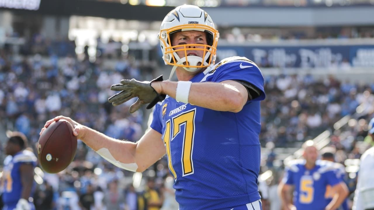 Indianapolis Colts' Quarterback Philip Rivers Passes Dan Marino For Fifth On All-Time Passing Yard List