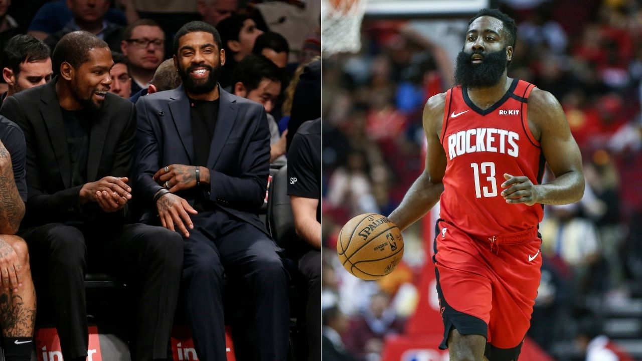 Rockets want Kyrie Irving or Kevin Durant