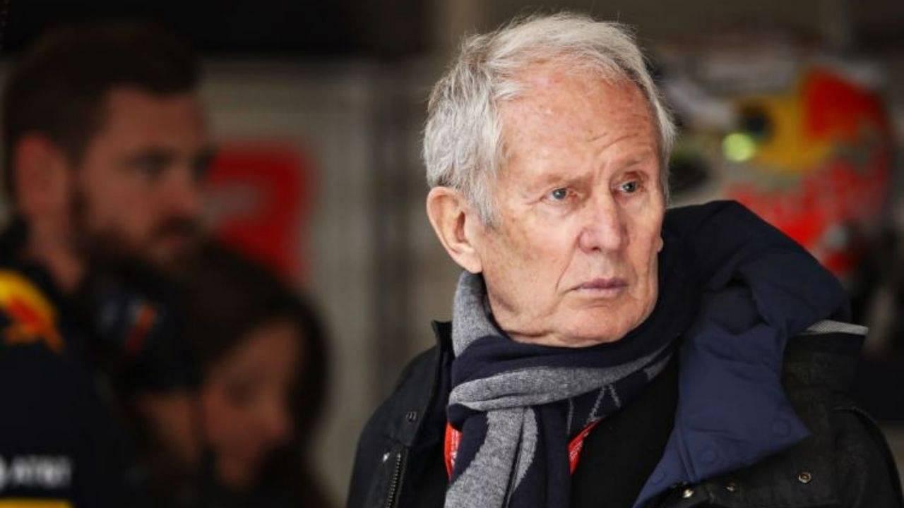"""We won't last two seasons""- Helmut Marko on Red Bull's financial struggle posing danger of F1 exit"