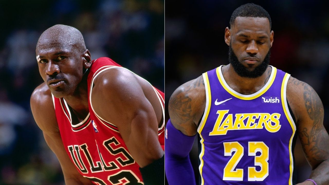 Iniciar sesión lanzamiento paleta  Ain't nobody beating this team': Shaquille O'Neal selects all-time NBA team  featuring Michael Jordan and LeBron James | The SportsRush