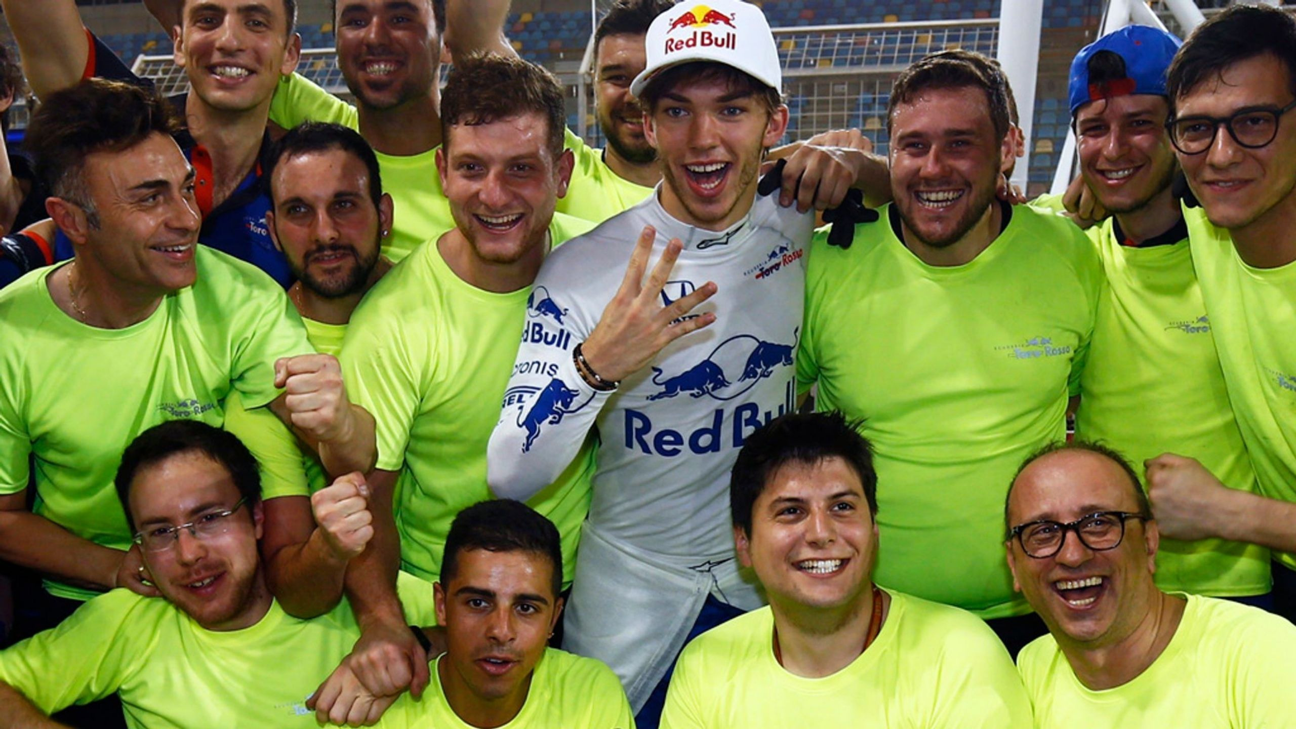 Sakhir Grand Prix: Pierre Gasly terms the outer circuit at Bahrain the mini F1 version of Indy 500