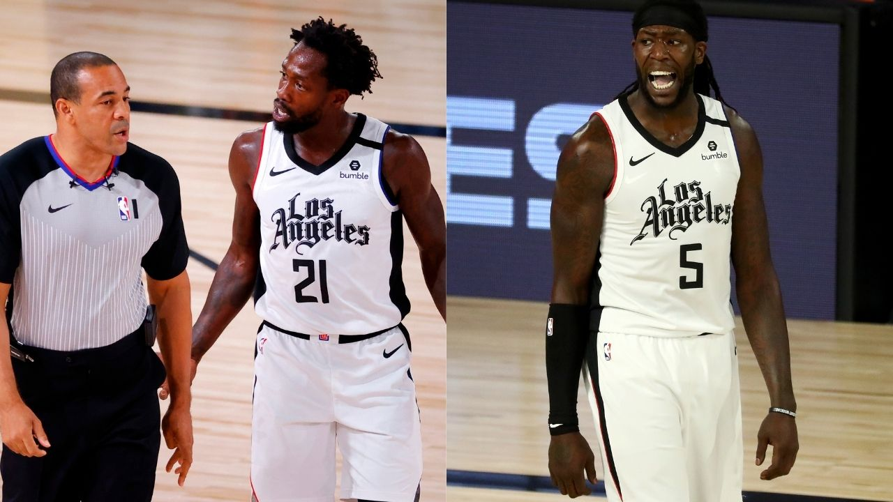 """What?!'- Patrick Beverley angered by Montrezl Harrell leaving the Clippers to team up with LeBron James and Lakers"