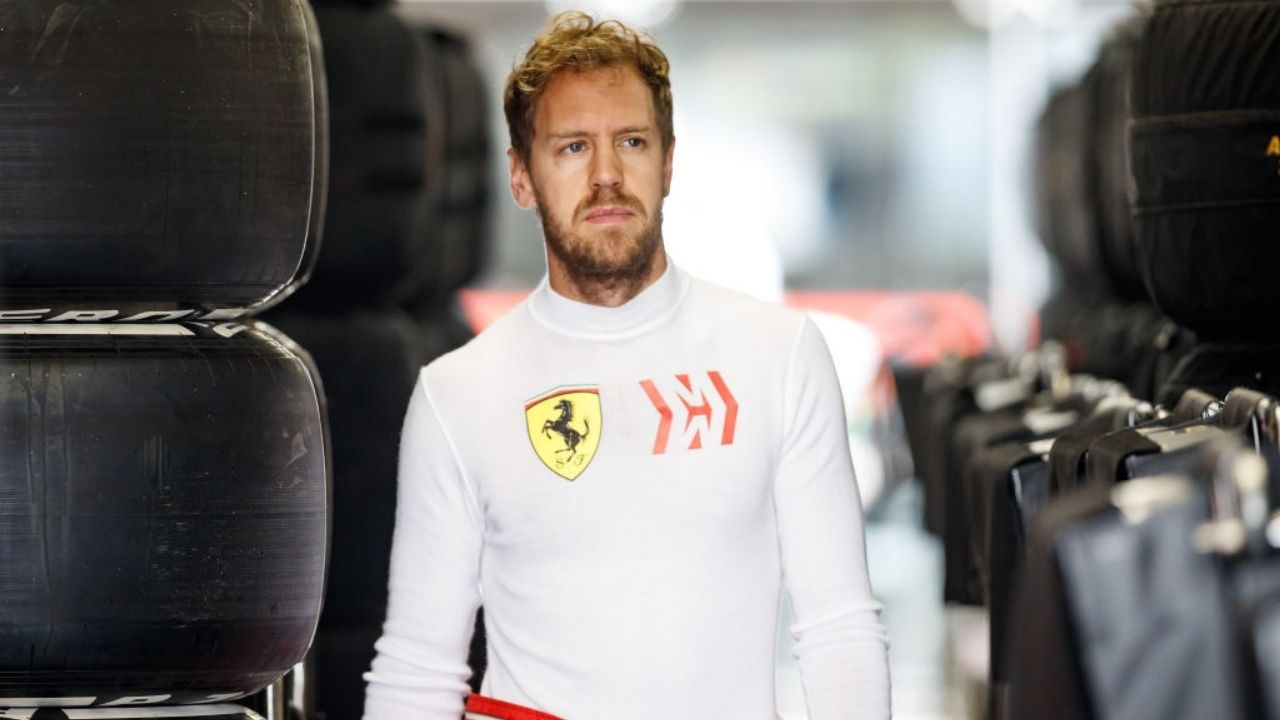 """""""January I am going to throw myself into the project""""- Sebastian Vettel on joining Aston Martin"""