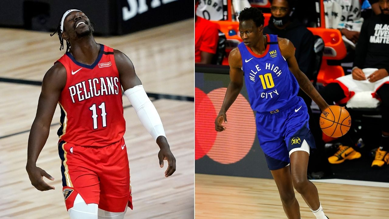 Bol Bol to be included in trade package for Jrue Holiday'