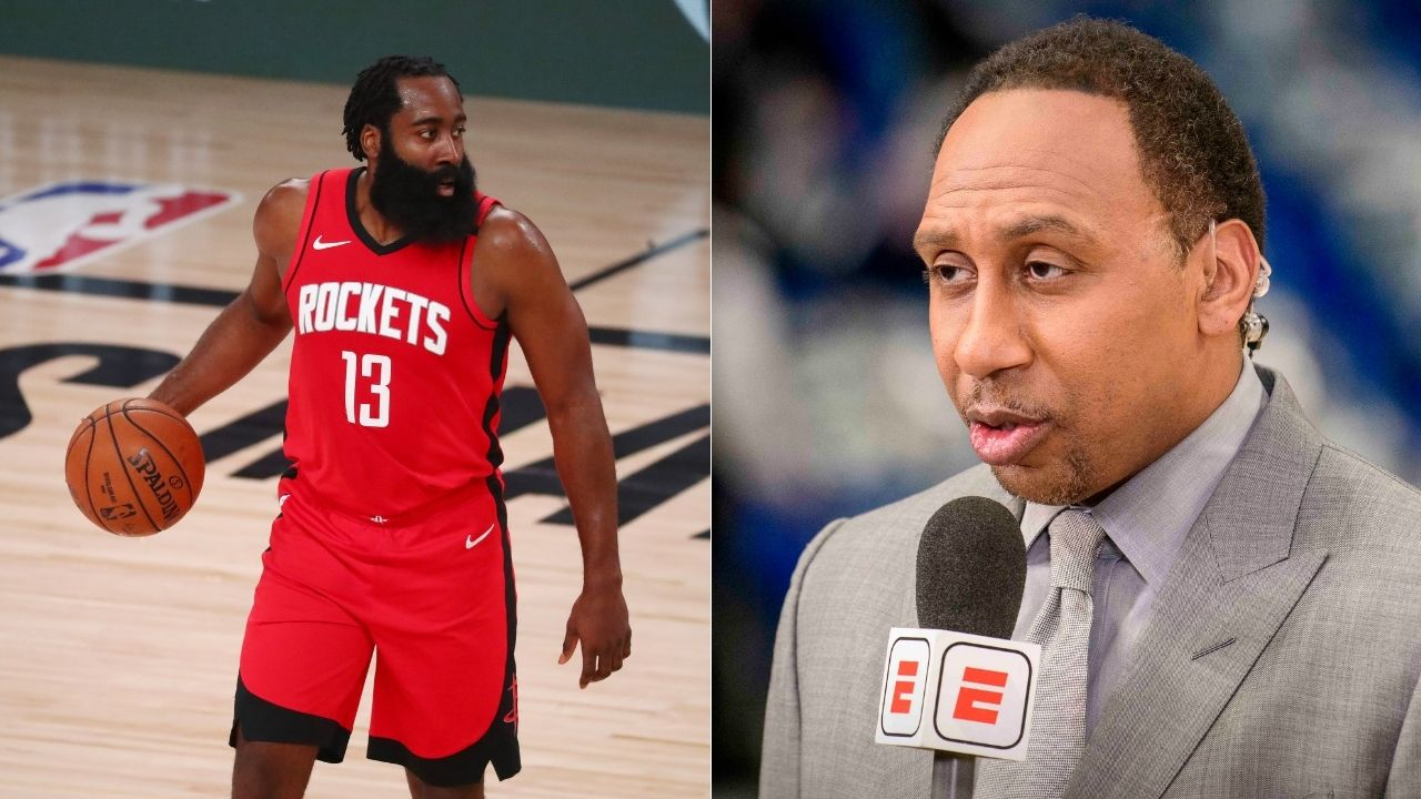 'I asked Stephen Silas if Rockets would trade James Harden': Stephen A Smith