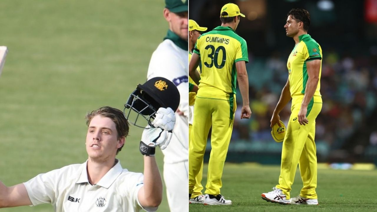 Why didn't Cameron Green replace Marcus Stoinis in AUS vs IND Sydney ODI?